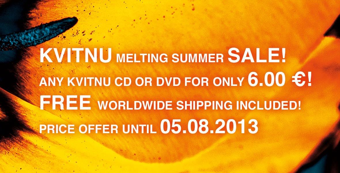 Kvitnu - Summer SALE