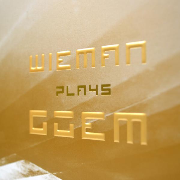 "Wieman plays Goem ""Trenkel"" (KVITNU 36)"