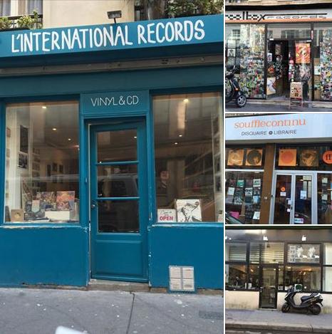 paris shops with kvitnu releases