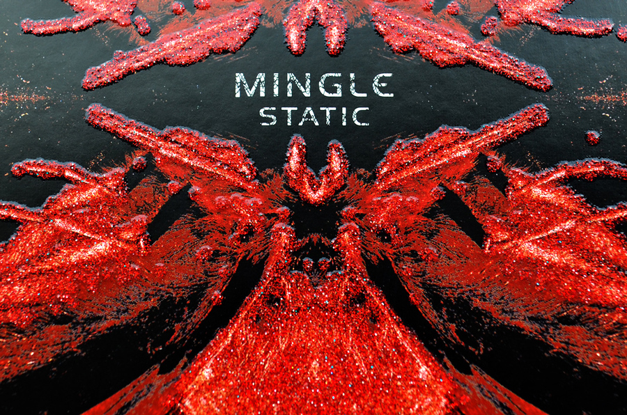 "Mingle ""Static"". Kvitnu 40."