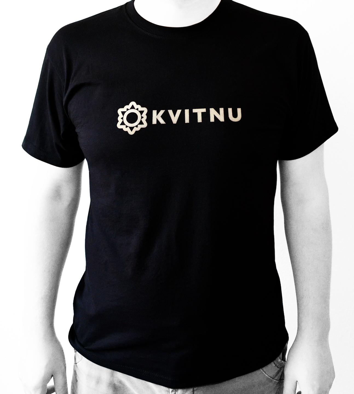 kvitnu t-shirt