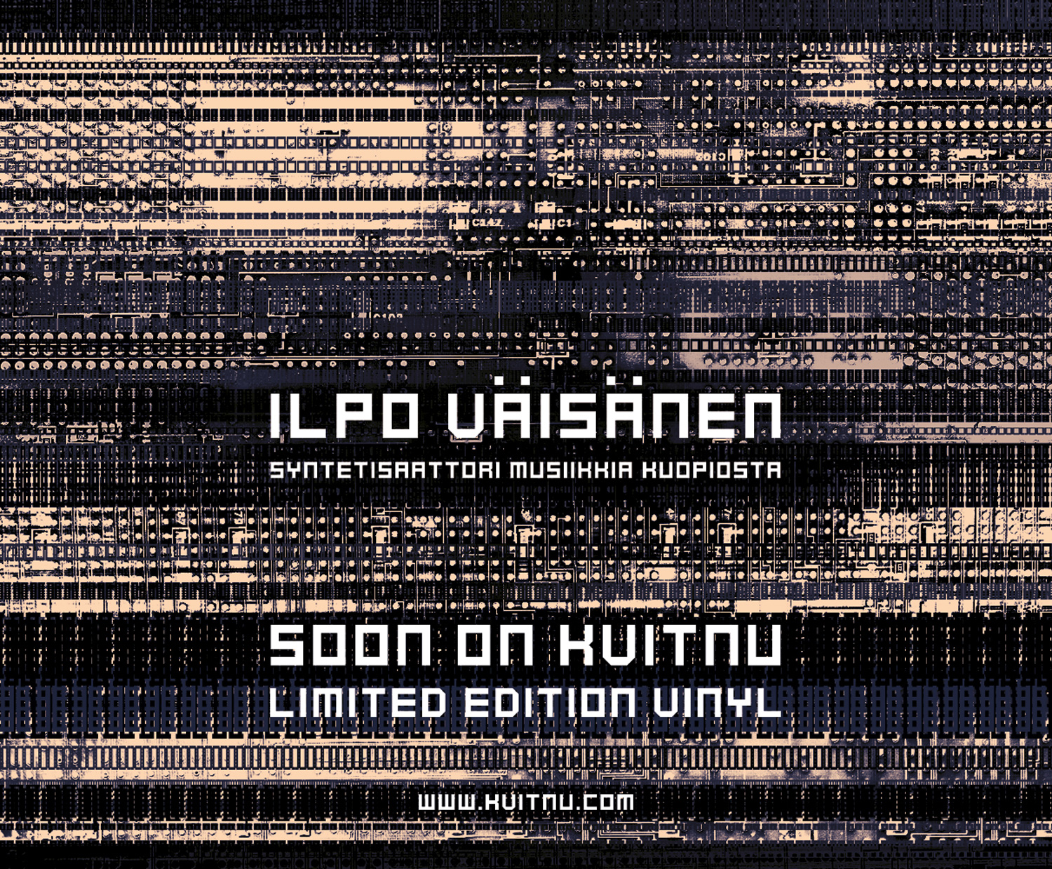 ilpo vaisanen on kvitnu soon