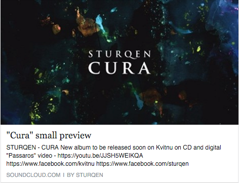 Preview upcoming album by Sturqen