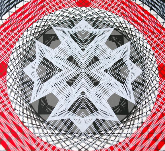"""Poster """"Rezonans Dreamcatcher"""""""