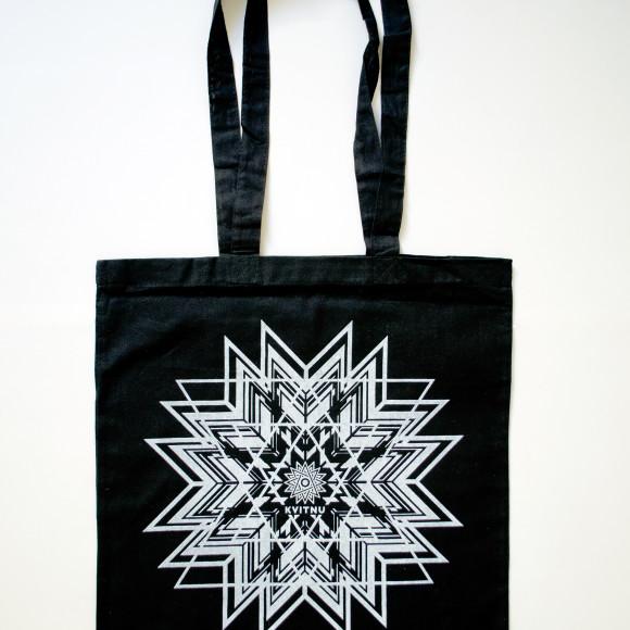 Kvitnu New Star Tote Bag