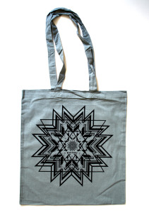 Kvitnu New Star Tote Bag