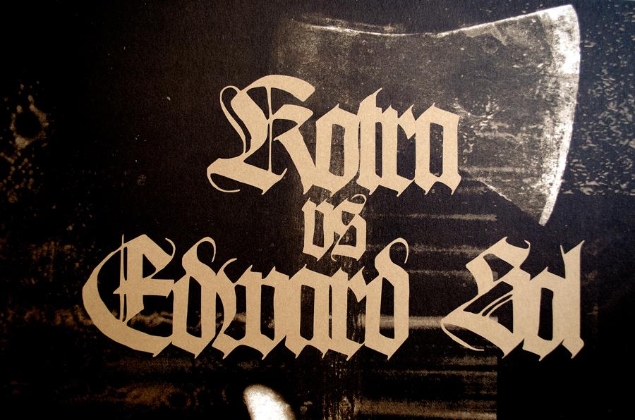 Kotra vs Edward Sol - Sokyra. Kvitnu 53.