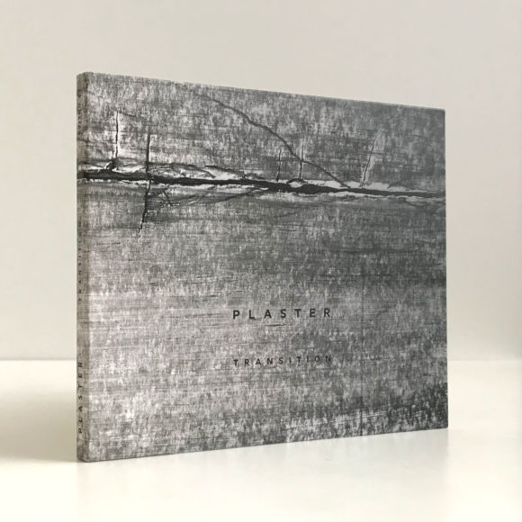 "We opened pre-orders for Plaster ""Transition""."